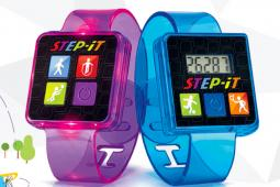 McDonald's Step-It activity bands had served as its Happy Meal toy.