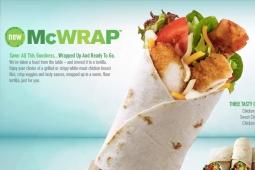 McDonald's McWrap