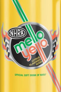 The old Mello Yello design