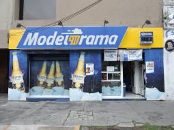 a Modelorama store
