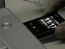 Modu's phone will interact with many other electronic devices.
