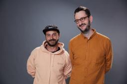 Matt Edwards and Wes Phelan