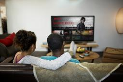 Comcast and Netflix both want consumers to be able to watch without having to leave the cable box.