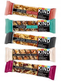 Assorted Kind bars