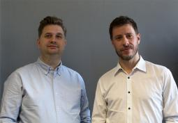 Ben Clissen and David Bowry