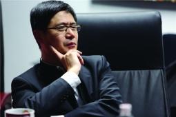 Blue Focus CEO Oscar Zhao