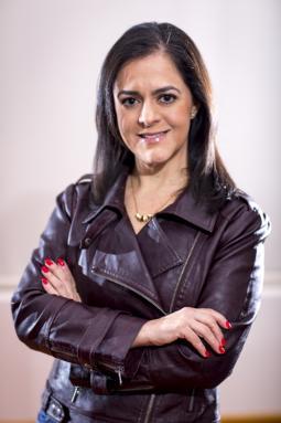 Ana Paulina Velazquez.