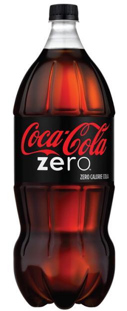 The old Coca-Cola Zero.