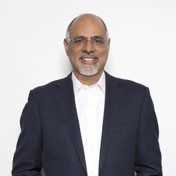 Mastercard Chief Marketing and Communications Officer Raja Rajamannar.