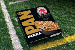 Papa John's Pan Pizza box.