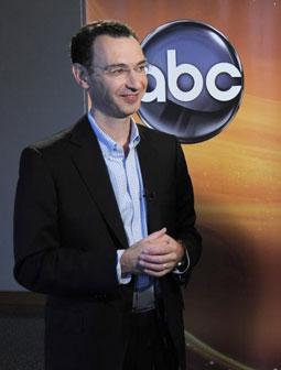 Paul Lee, president-ABC Entertainment Group