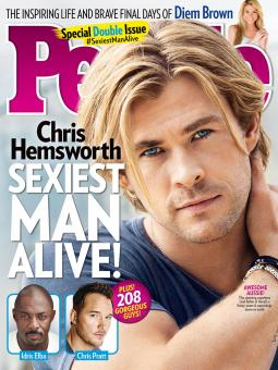 People magazine.