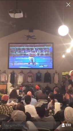 Periscope users pirated the pay-per-view streams of the Mayweather-Pacquiao fight.