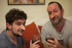 Peter Livolsi and Martin Dix