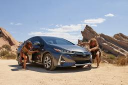 New ad for Prius Prime