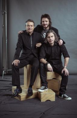 (L to R) Alejandro Cardoso (CEO, Publicis Latin America), Hector Fernandez and Alfredo Alcquicira