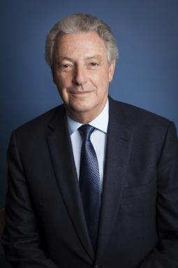 IPG chairman and chief executive officer Michael Roth.