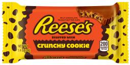 Reese's Crunchy Cookie Cup was announced in March and will be available starting in May.