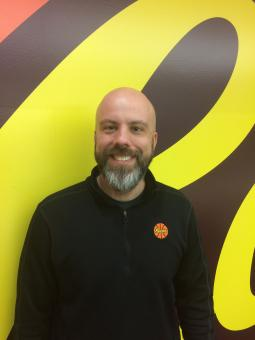 Ryan Riess, Reese's senior brand manager