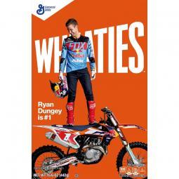Ryan Dungey Wheaties Box