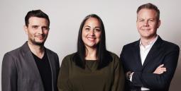Kevin Skobac, Elisa Silva, John Swartz