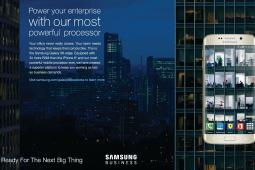 Samsung enterprise ad