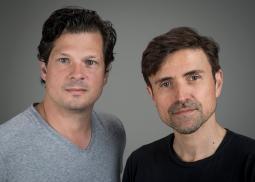 Sander Volten and Al Moseley.
