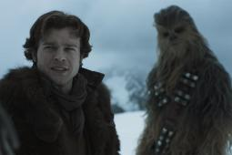 'Solo: A Star Wars Story.'
