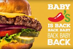 Chili's | Burger Best Competition
