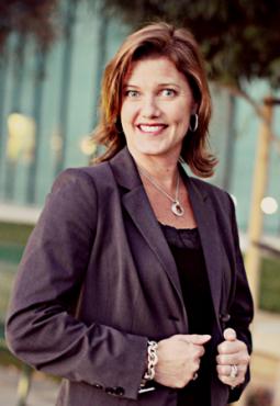 Oracle's Jill Rowley