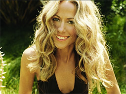 Sheryl Crow's happy about the Subaru spot, but isn't doing too many spots these days.