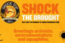 Shock Top campaign