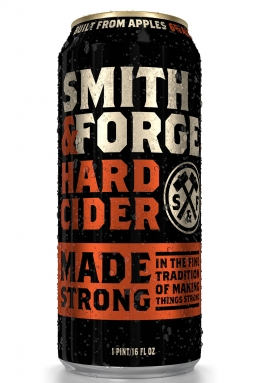 MillerCoors' Smith & Forge Hard Cider