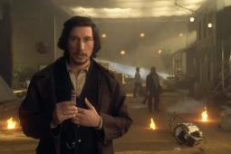 Adam Driver Apologizes for Snickers' live-ad 'mishap.'