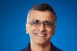 Sridhar Ramaswamy, senior VP of ads and commerce at Google.