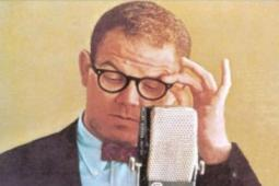 Stan Freberg on the cover of his Greatest Hits album.