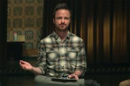 Aaron Paul appears in T-Mobile advertising for its Binge On program.