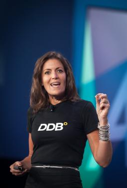 New DDB North America CEO Wendy Clark urged agencies and marketers to stay focused on diversity and gender equality even after attention to a lawsuit against JWT fades.