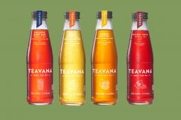 Teavana Craft Teas, announced at today's Starbucks Investors' Day.