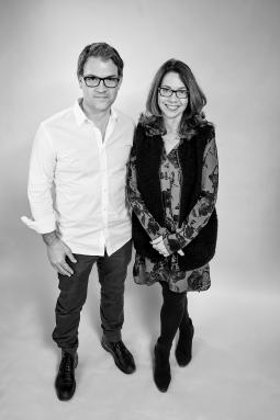 Trish Schmitt and Ted Guidotti
