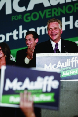 The winning McCauliffe campaign used Rentrack to refine voter segments and give nuanced messages.