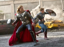 Disney's box office fortunes rebounded with the smash success of 'Avengers.'