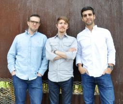 Matt Sitser, Dustin Taylor and David Soames