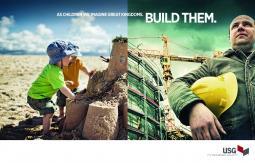 'It's Your World. Build It' campaign