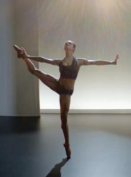 Under Armour's 'I will what I want campaign' features ballerina Misty Copeland.