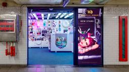 Urban Decay took over The New Stand at Union Square last week.