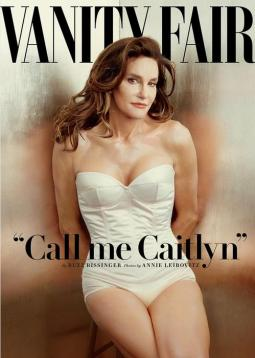 The July 2015 cover of Vanity Fair.