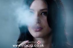 VIP e-cigarette ad