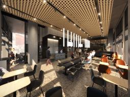 McDonald's HQ Restaurant Rendering