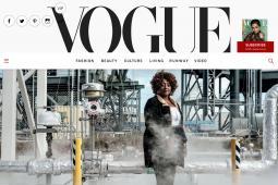 Vogue.com screenshot